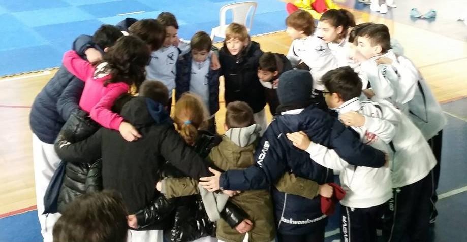 Risultati e foto del Campionato Interregionale Forme Campania