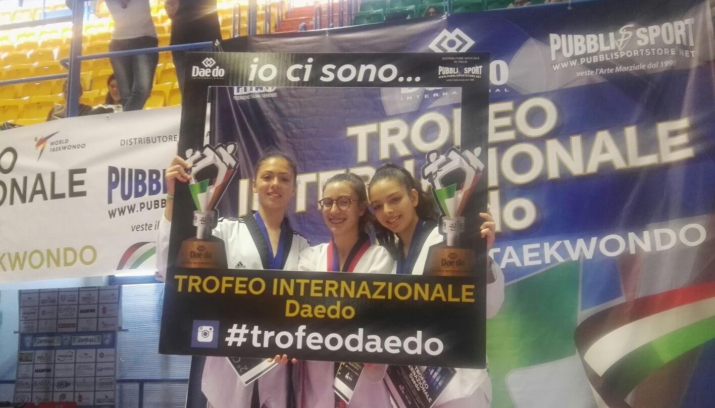 Risultati foto e video del Trofeo Daedo