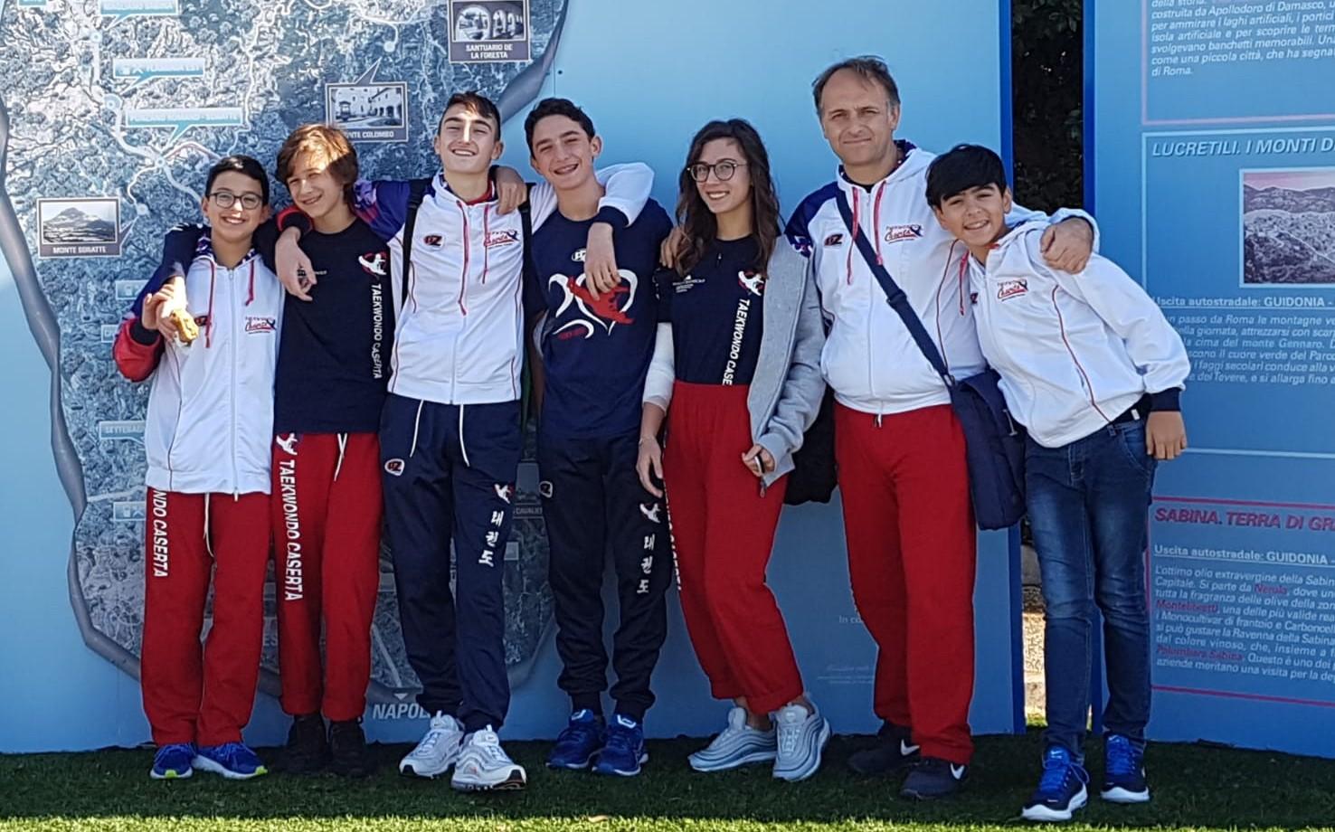 Risultati foto e video dei Campionati italiani cinture rosse