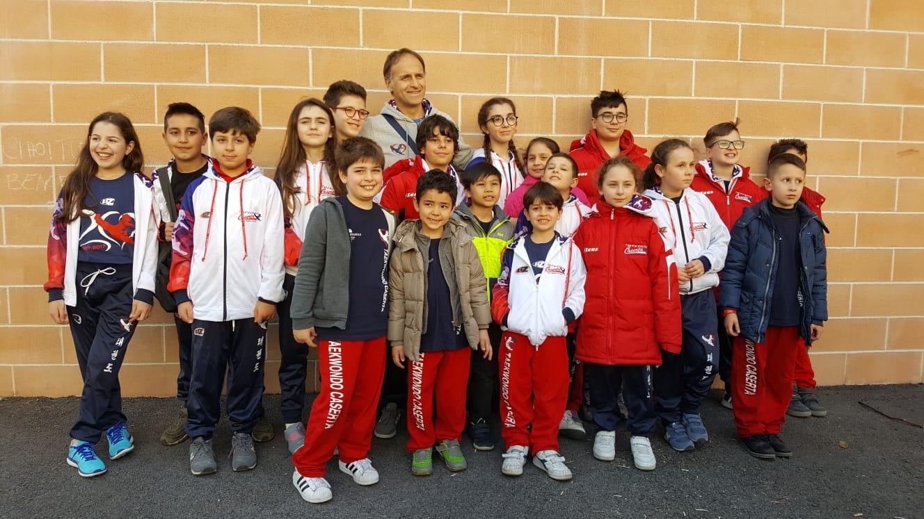 Campionato interregionale combattimento Campania