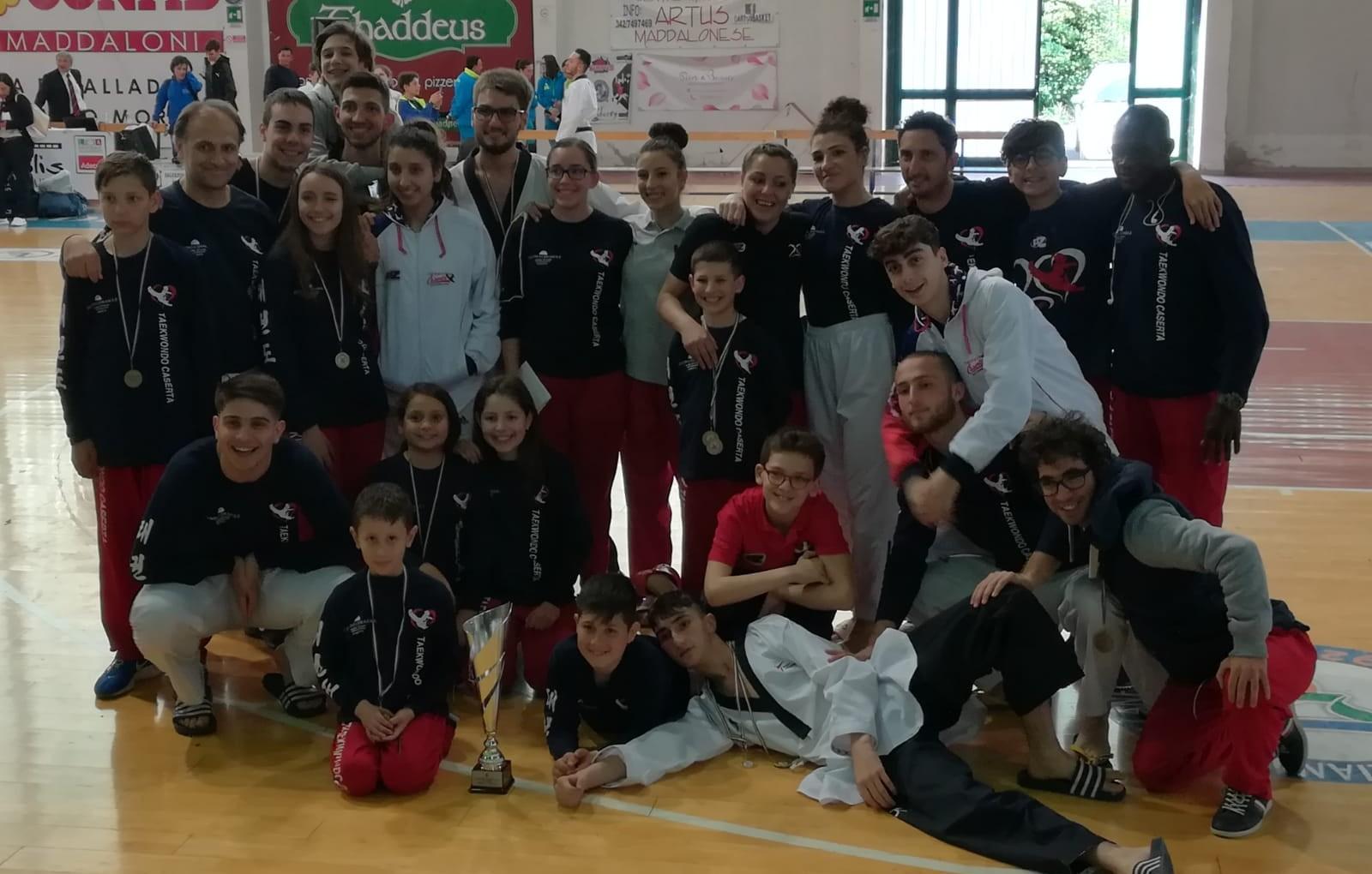 Risultati, foto e video del Campionato Campano di forme