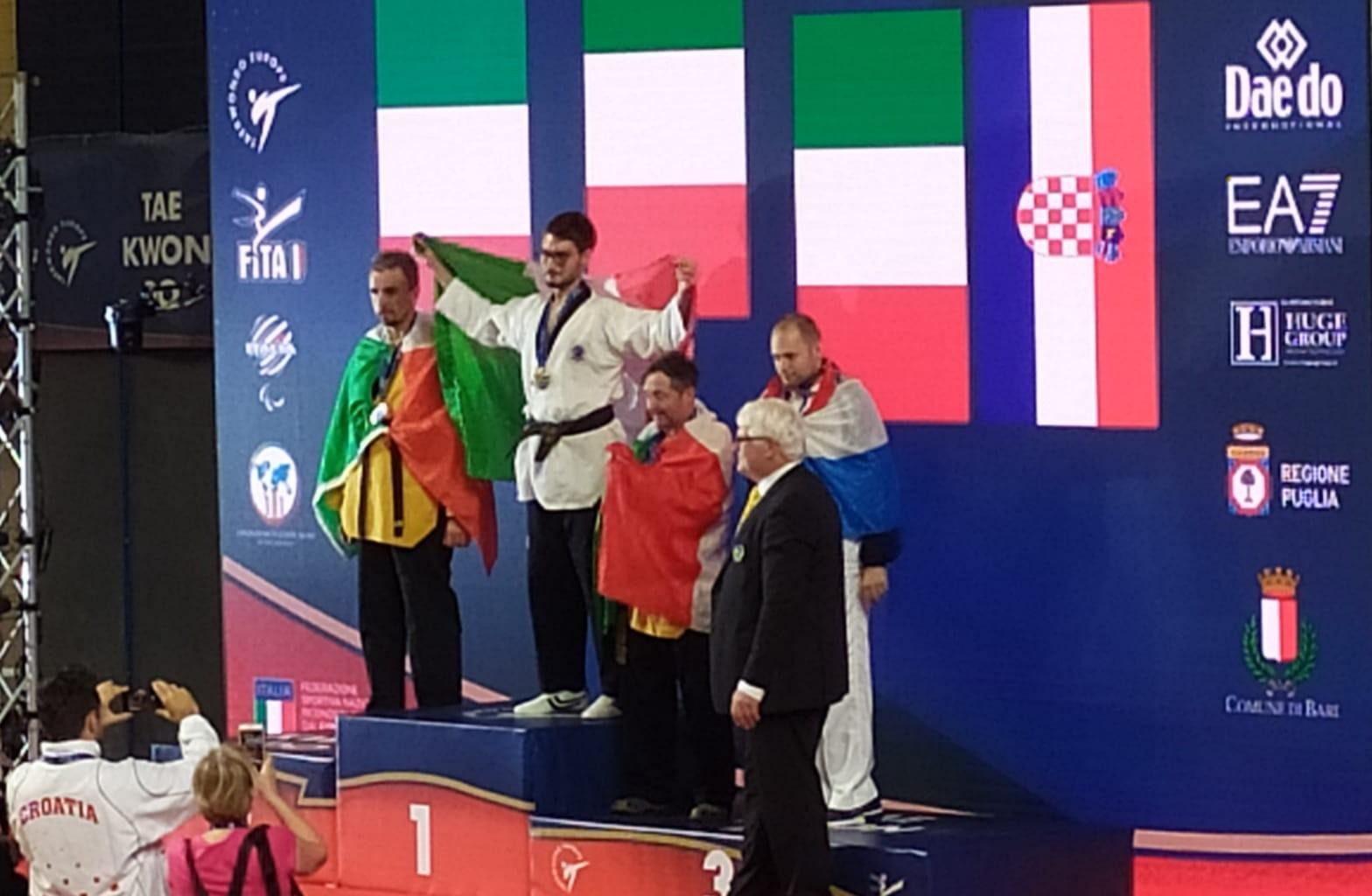 Campionati europei Parataekwondo