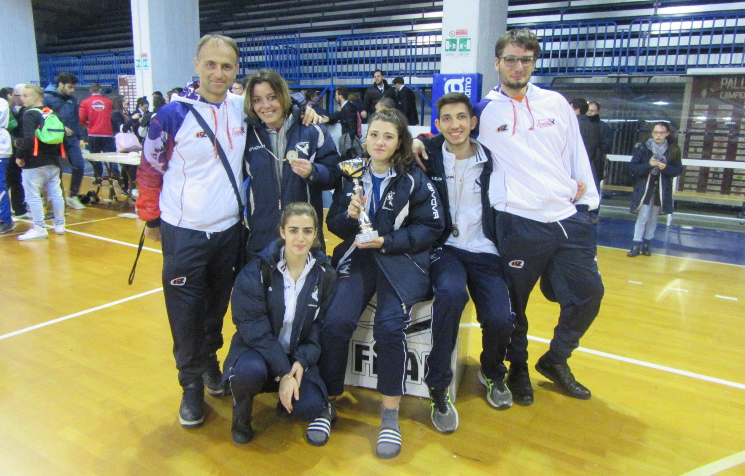 Risultati, Foto e Video dei Campionati Interregionali Combattimento Campania