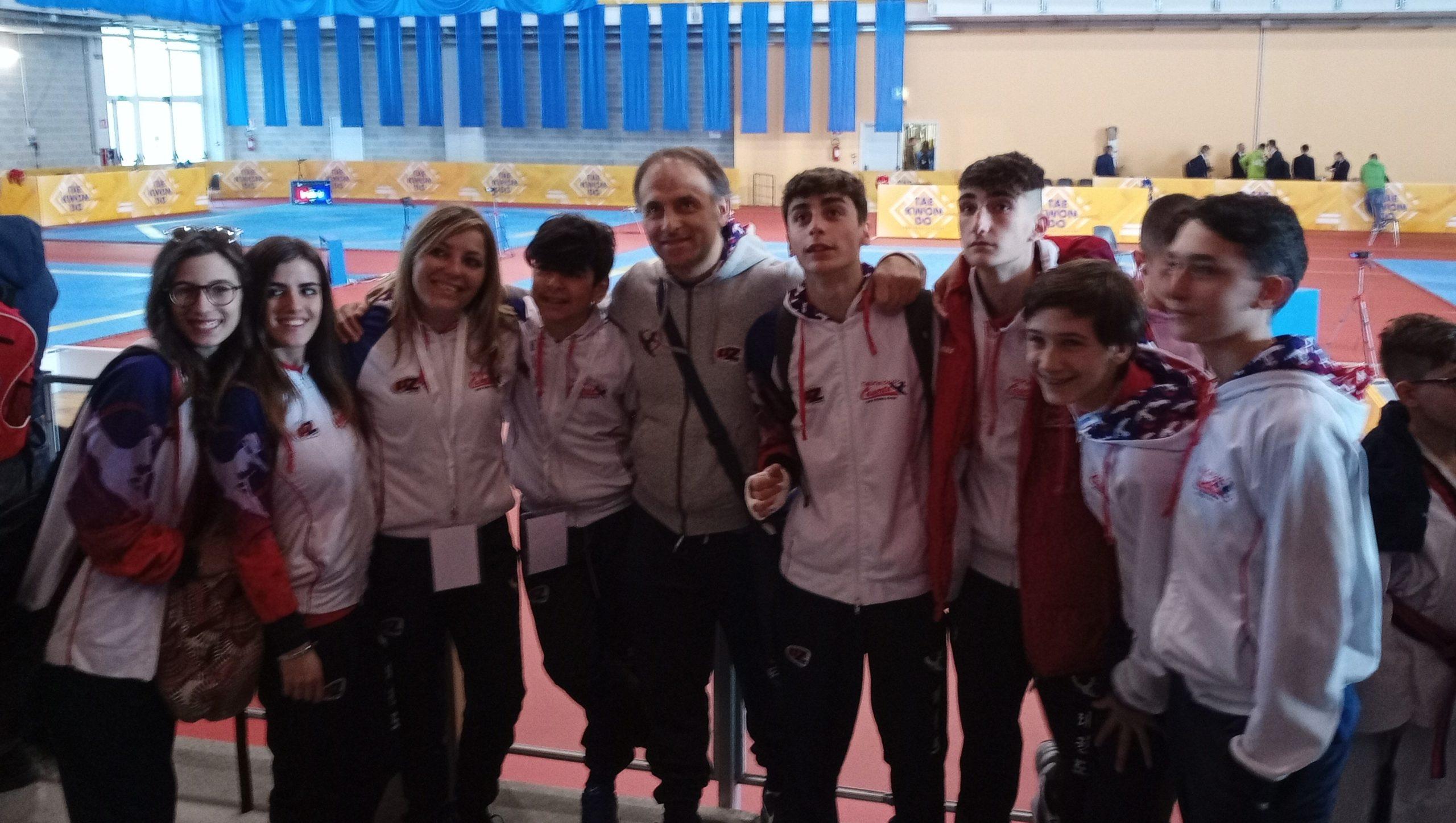 Foto dei Campionati italiani Cadetti e Junior