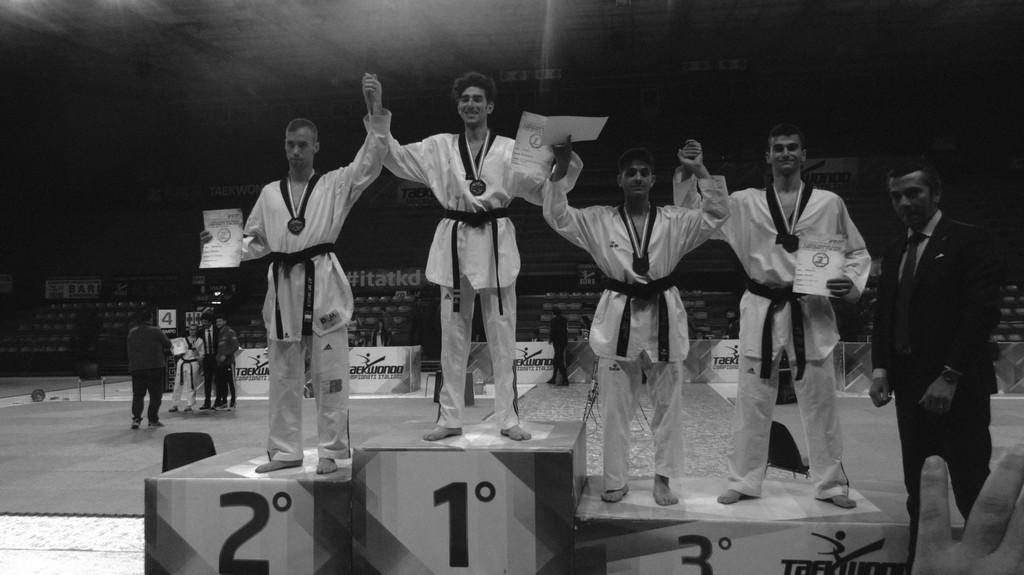 Risultati e foto dei Campionati Italiani Senior Cinture Nere – Junior e Senior Cinture Rosse