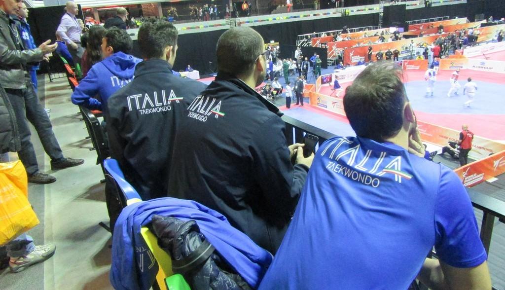 Risultati e foto dei mondiali Para Taekwondo