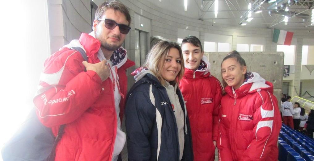 Risultati, foto e video dei Campionati Italiani Forme, Freestyle e Para Taekwondo