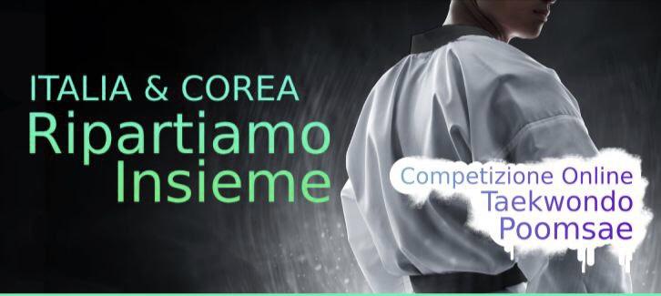 Italia e Corea ripartiamo insieme