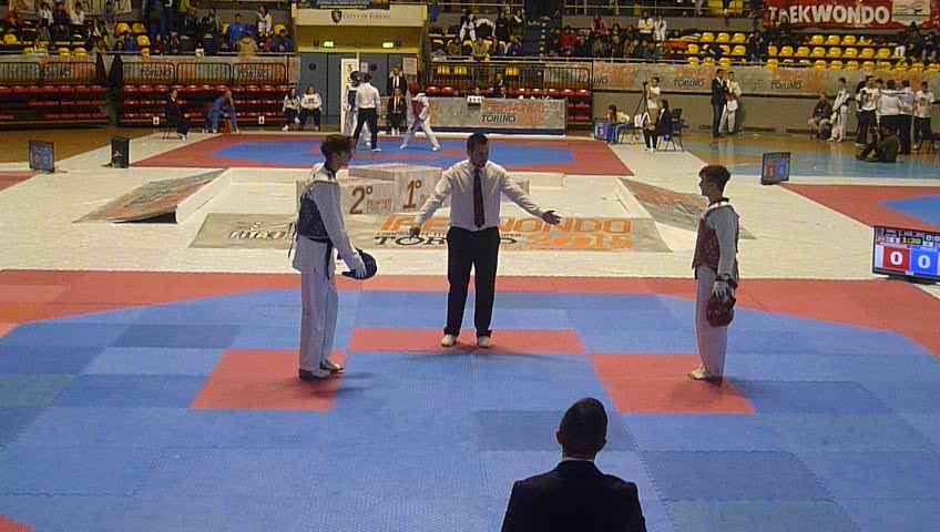 Foto dei Campionati Italiani Junior