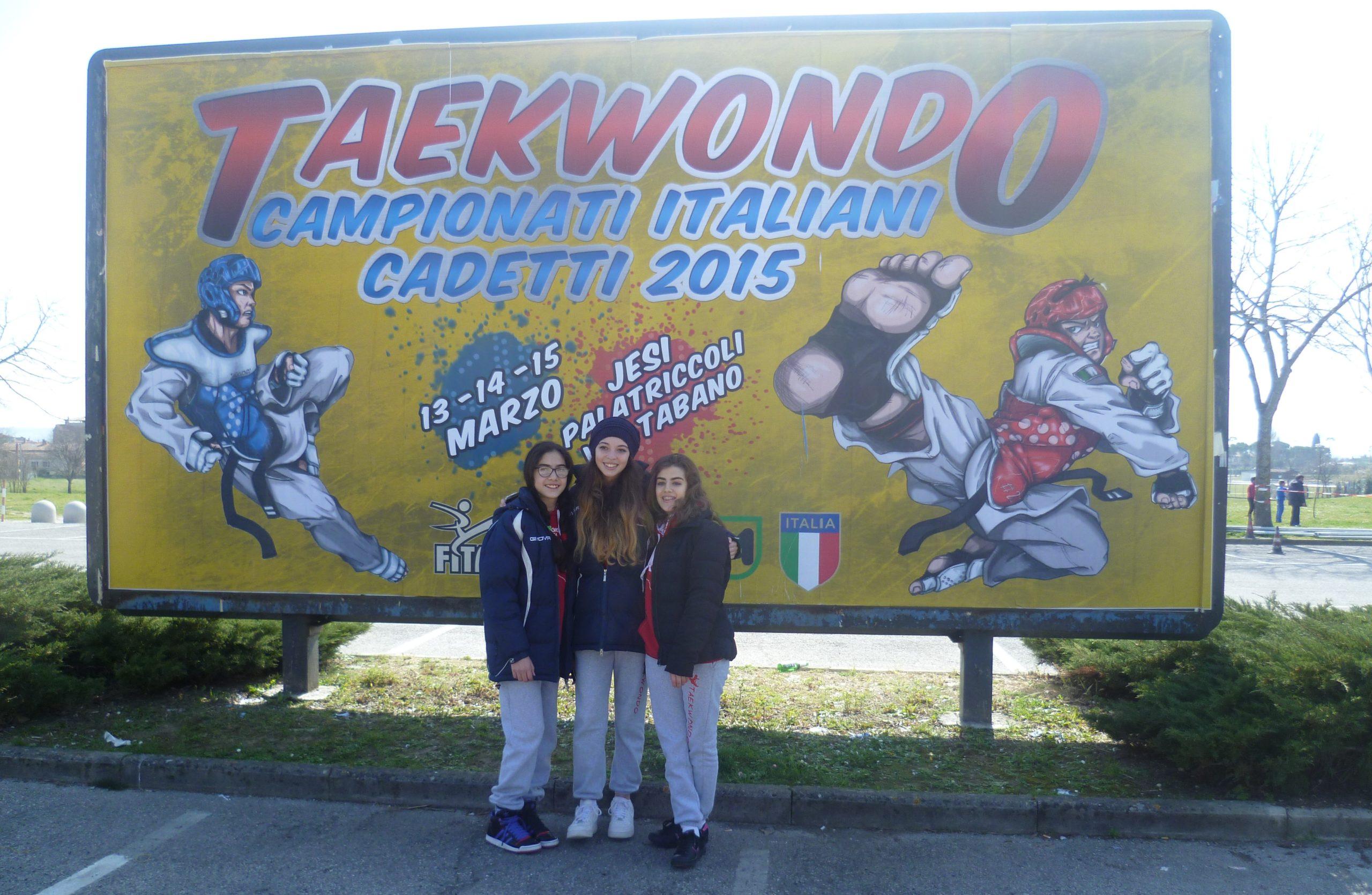 Foto dei Campionati Italiani Cadetti