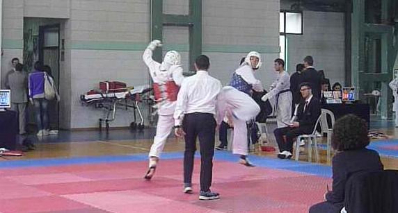 Risultati e foto dei Campionati Interregionali Combattimento Campania