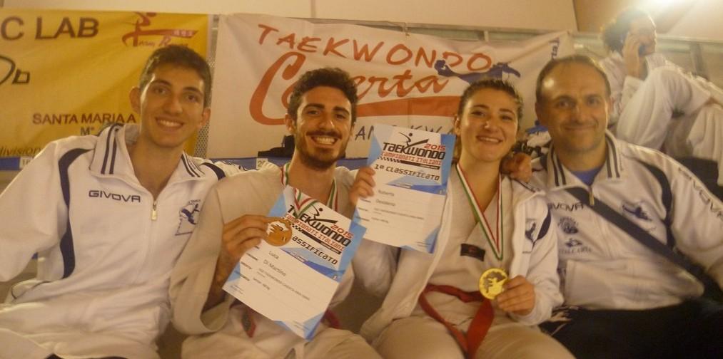 Risultati e foto dei Campionati Italiani cinture rosse