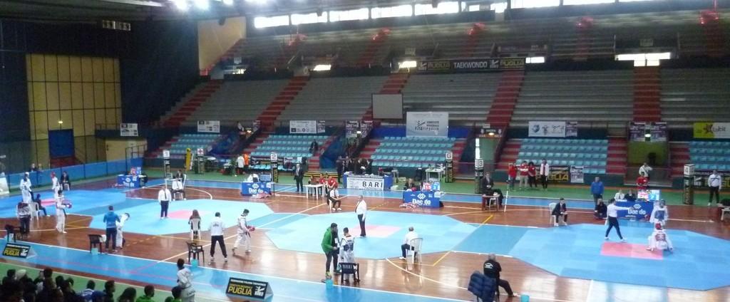 Risultati e foto del Campionato Interregionale Puglia combattimento
