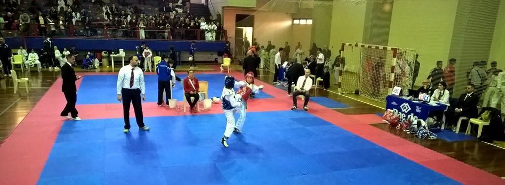 Risultati e foto dei Campionati interregionali combattimento cadetti Lazio