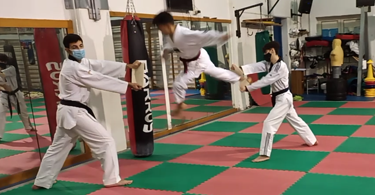 Taekwondo Art Tournament 3