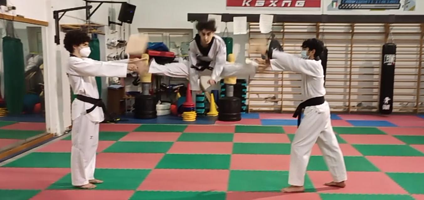 Taekwondo Art Tournament 4