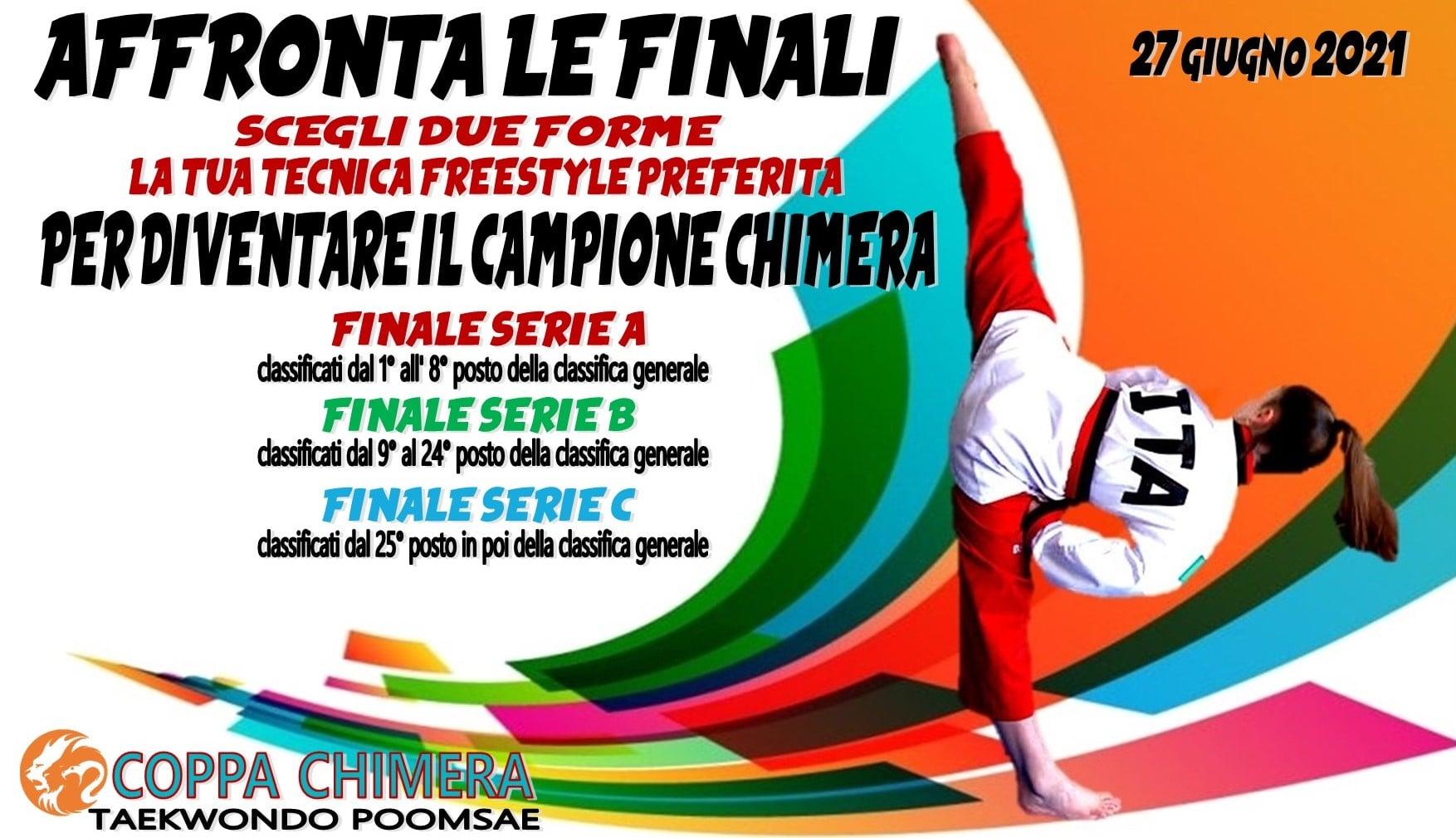 Circuito Coppa Chimera – Le finali