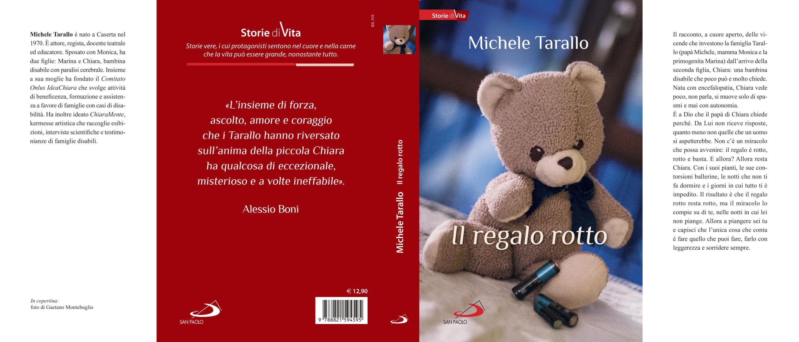 """Taekwondo Caserta sostiene """"Il Regalo Rotto"""" di Michele Tarallo"""