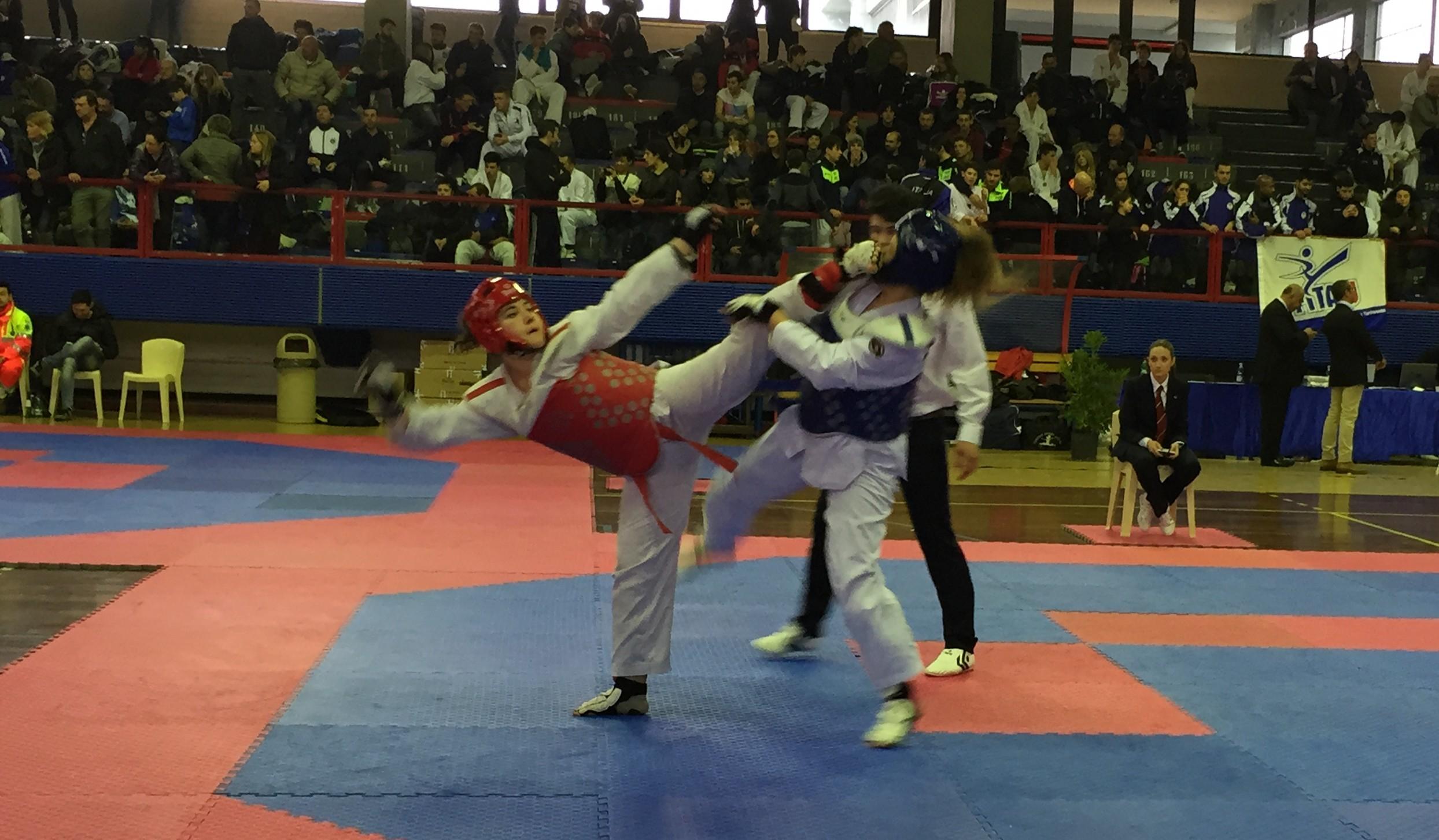 Risultati e foto del Campionato Interregionale Combattimento Cadetti e Junior